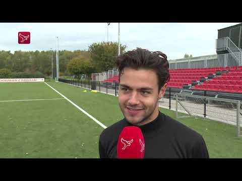 City-verdediger blikt vooruit op wedstrijd tegen Helmond Sport