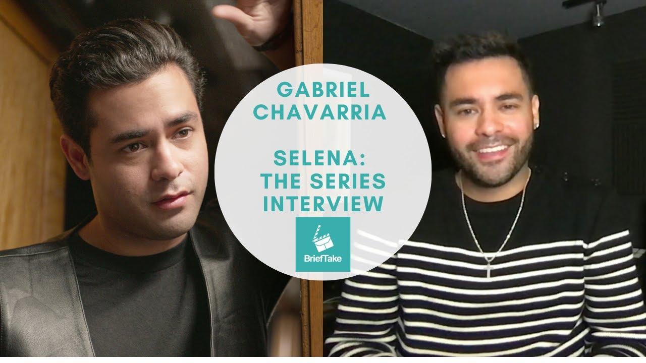Download Gabriel Chavarria felt Selena Quintanilla's spirit on set of SELENA: THE SERIES I Interview