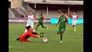 Semifinal-2 Bangladesh 3-0 Mongolia  All goals and Highlights  Bangamata Intl Gold Cup 2019