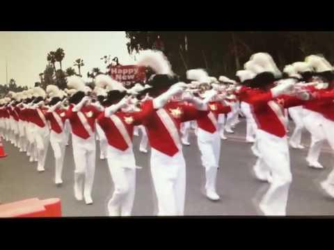 Santa Clara Vanguard at the 2017 Rose Bowl Parade