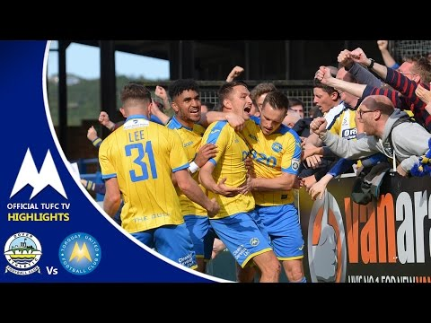 Official TUFC TV  | Dover Athletic 1 - 2 Torquay United 22/04/17