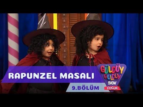 Güldüy Güldüy Show Çocuk 9. Bölüm, Rapunzel Masalı Skeci