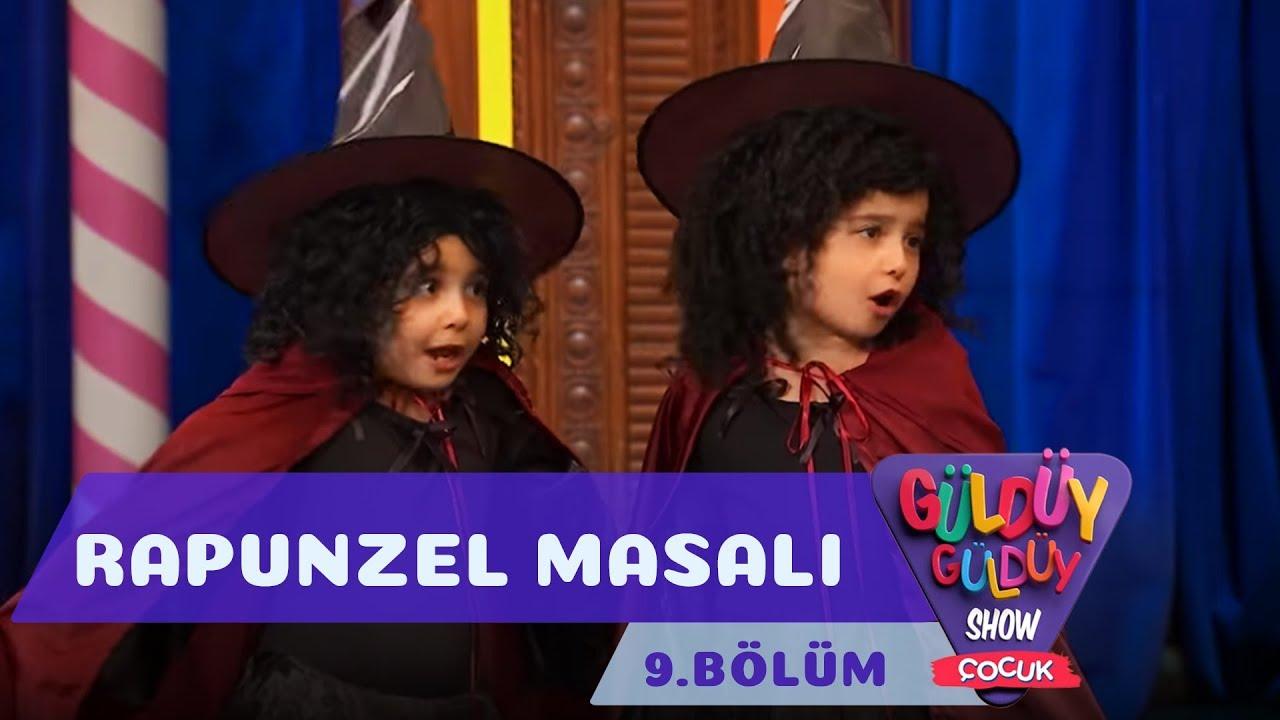 Güldüy Güldüy Show çocuk 9 Bölüm Rapunzel Masalı Skeci