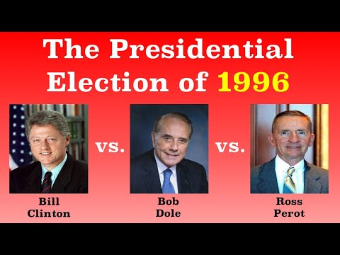 The American Presidential Election of 1996
