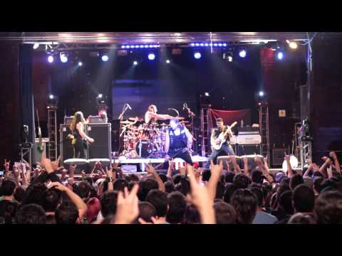 Adrenaline Mob - Hit the Wall Live Carioca Clube