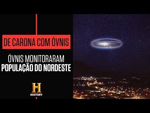 Extraterrestres projetaram nave específica para explorar o Brasil  | DE CARONA COM ÓVNIS | HISTORY