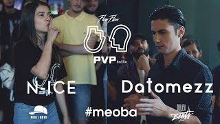PVP: N-ICE vs DATOMEZZ (სეზონს გარეთ)