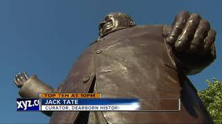 Anger and frustration surrounding controversial statue in Dearborn