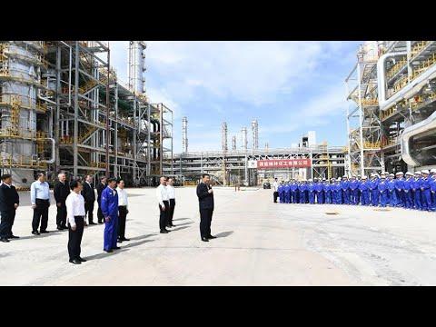 CGTN : La Chine lance un appel à l'innovation pour promouvoir un développement de haute qualité dans la province du Shaanxi