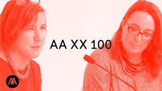AA XX 100: AA Women and Architecture in Context 1917-2017 - DAY 2 / PART 2