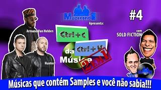 Samples - Armand Van Helden / Hunter - 2 em 1 - CTRL C + CTRL V da Música #4