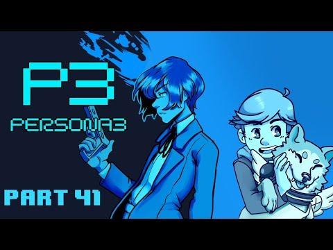 BREAKING SHENPAI EPISODE   Persona 3 FES - Part