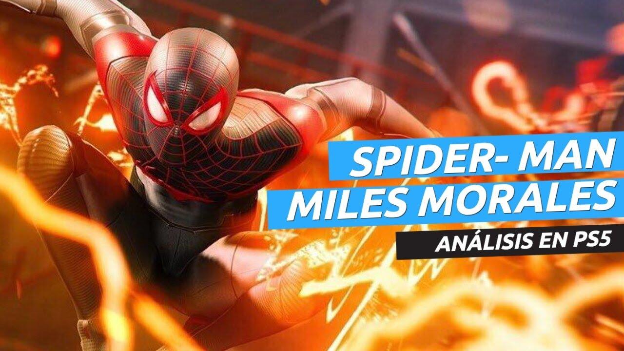 Análisis de Marvel´s Spider-Man Miles Morales para PS5. ¡La araña vuelve a picar con fuerza!