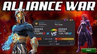Ægon Is So Much Fun | Alliance War | Off Season | Marvel Contest of Champions