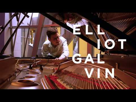 Elliot Galvin (solo piano) Live in Paris, At Louis Vuitton Foundation