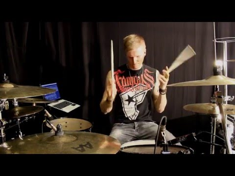 Kygo - Stay - feat. Maty Noyes - Drum Cover