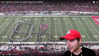 """Rugby Player Reacts to OHIO STATE UNIVERSITY MARCHING BAND """"The Best Damn Marching Band In The Land"""""""