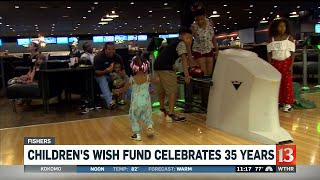 Children's Wish Fund Celebrates 35 Years