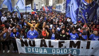 IMF is Back in Business in Latin America - Just as Neoliberal as Always