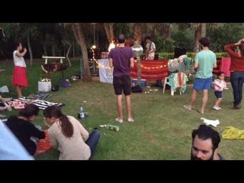 Tus Amigos Nuevos / EN VIVO / Maria Pinto 28 Dic 13