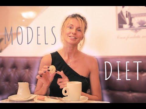 Смотреть как худеют модели 10 правил правильного питания (KatyaWORLD) онлайн