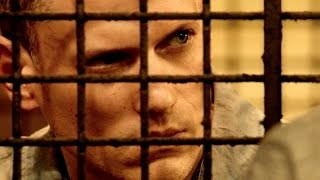 Wentworth Miller on Coming Back to Life in the Prison Break Reboot - Comic Con 2016