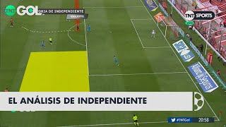 El análisis de la victoria de INDEPENDIENTE ante Belgrano