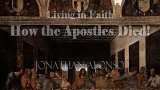 The death of the apostles. zacharia dlams thumbnail