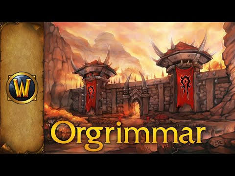 World of Warcraft - Music & Ambience - Orgrimmar