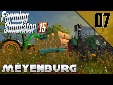 FARMING SIMULATOR 15 | MEYENBURG - EP07