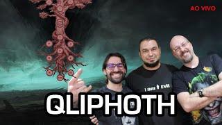Qliphoth - as forças perturbadoras da kabbalah - Live com Marcelo Del Debbio