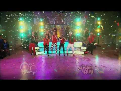 Austin & Ally - Glee Club Mash Up [HD]