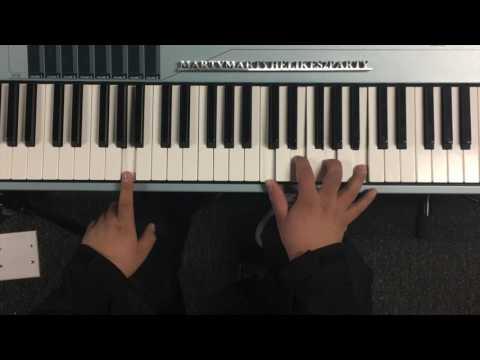 Let Praises Rise Piano Tutorial Level 2