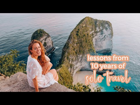 12 SOLO Travel Tips 🌍 | How To Travel The World (As A Woman!)