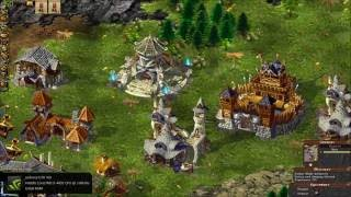 Cultures Northland gameplay The secret Tribe