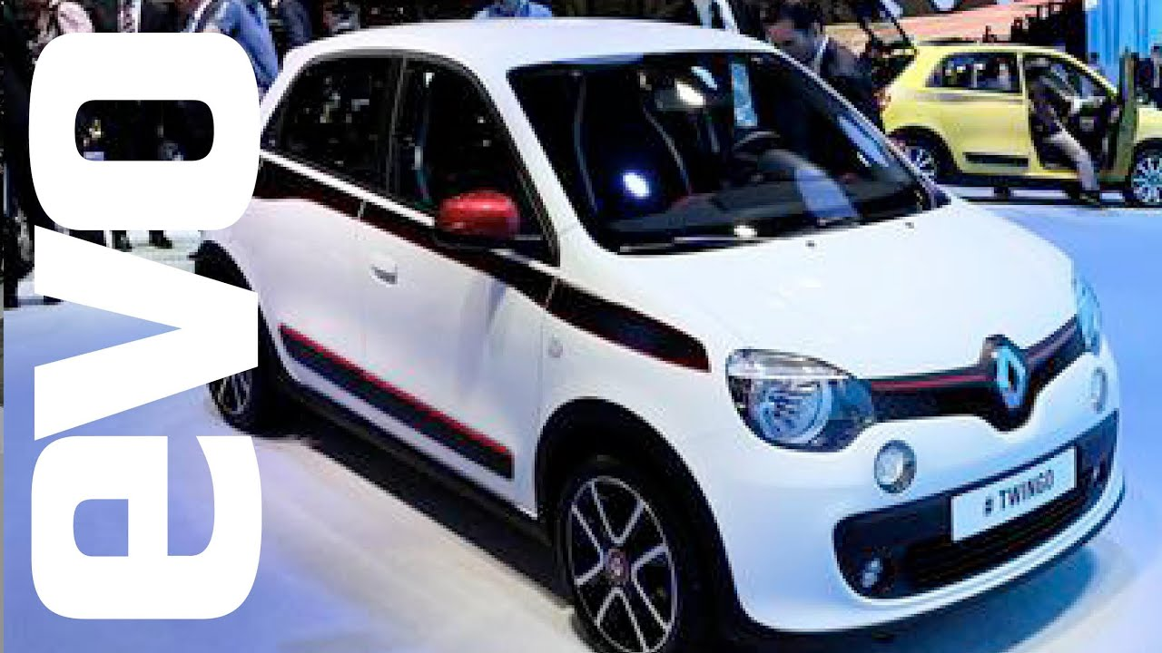 Renault Twingo at Geneva 2014 | evo MOTOR SHOWS