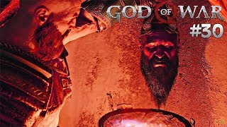 GOD OF WAR : #030 - Sprechender Kopf - Let's Play God of War Deutsch / German