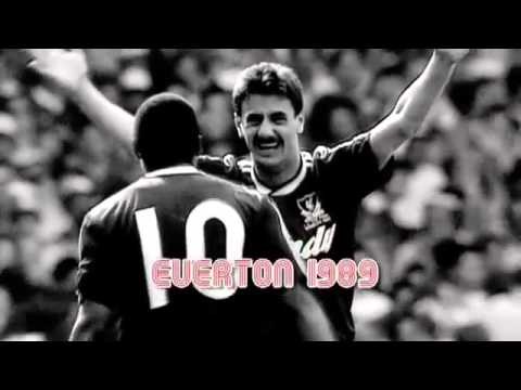 Five  Great Ian Rush Goals At Liverpool FC