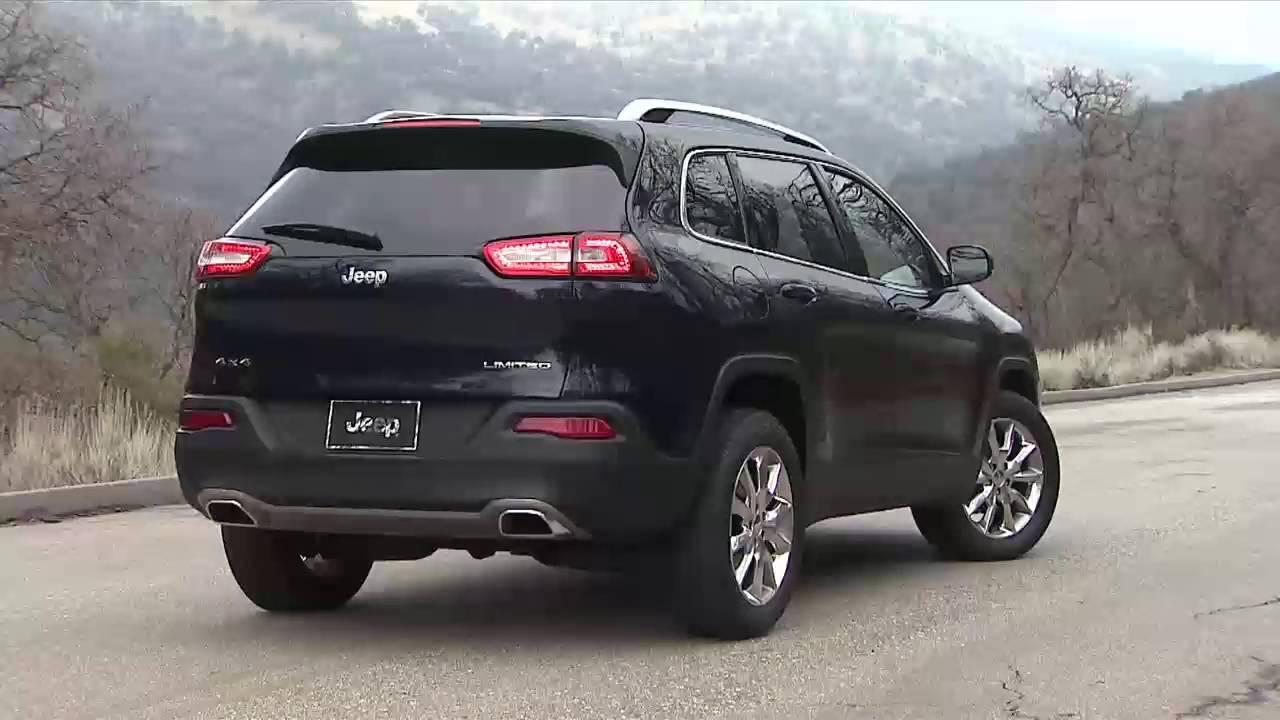 Fuel Filler Door Locate The Gas Cap Cover And Refuel 2017 Jeep Cherokee Youtube