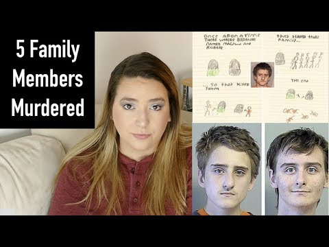 The Bever Family Murders (Disturbing Content)