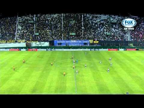 شاهد مباراة ريفر بليت الارجنتينى و جوارانى  كأس الليبرتادوريس 2015