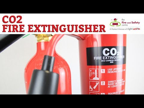 Applications and Advantages of CO2 Fire Extinguishers