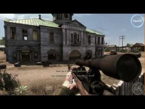 Red Orchestra 2: Heroes Of Stalingrad HD Gameplay