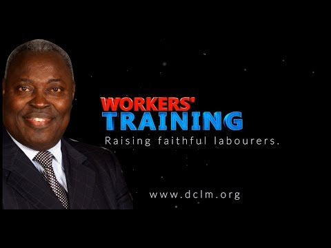Workers Training (October 17, 2020) || Good News for all People through the Lamb