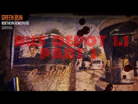 Bus depot 1.1 (Tranzit) remake all easter eggs complete solo #1   - World at war custom zombies