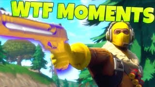 WTF Moments Fortnite - NEW Hand Cannon (BEST MOMENTS)