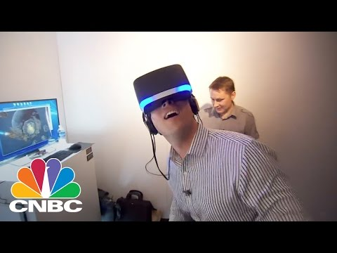Virtual Reality Set To Take Off In 2016 | CNBC