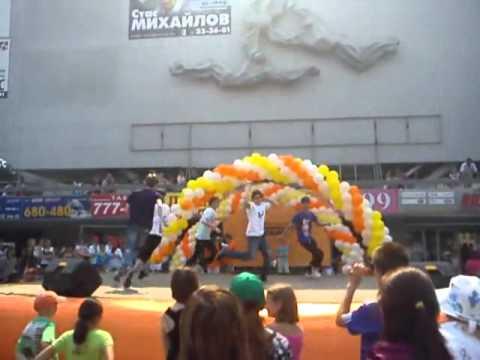 Студия танца Mecca Sport`s Выступление 12.06.11