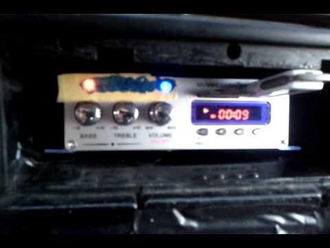 Hi-Fi Stereo Amplifier MP3 Player.mp4