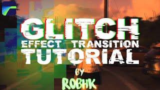 LumaFusion GLITCH Transition Effect